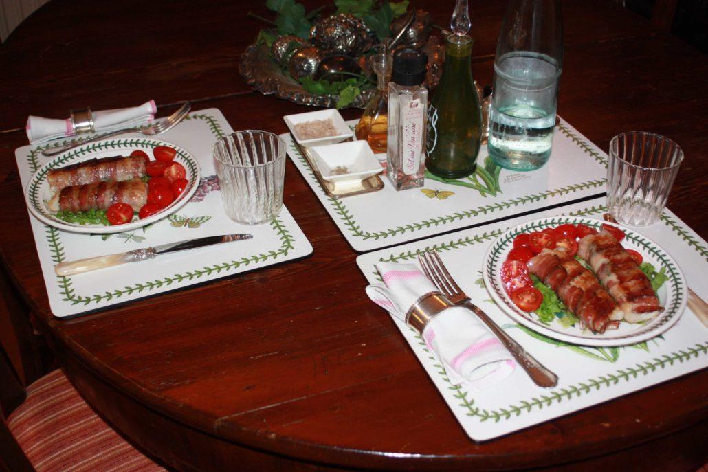 Saltimbocca di merluzzo un principe in cucina - Cucinare merluzzo surgelato ...